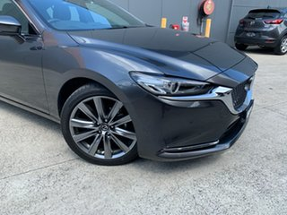 2020 Mazda 6 GL1033 Atenza SKYACTIV-Drive Machine Grey 6 Speed Sports Automatic Sedan.