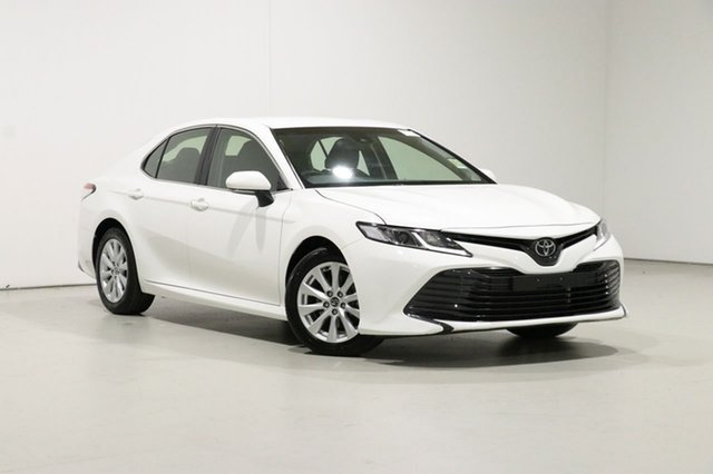 Used Toyota Camry ASV70R Ascent, 2019 Toyota Camry ASV70R Ascent White 6 Speed Automatic Sedan