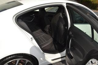 2015 Holden Insignia GA MY16 VXR AWD White 6 Speed Sports Automatic Sedan