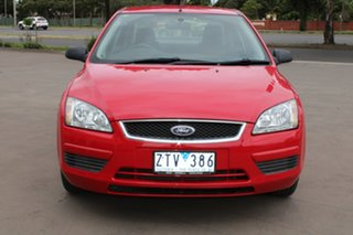 2006 Ford Focus LS CL Red 5 Speed Manual Sedan.
