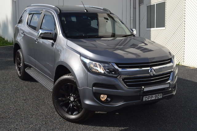 Used Holden Trailblazer RG MY18 LTZ, 2017 Holden Trailblazer RG MY18 LTZ Grey 6 Speed Sports Automatic Wagon