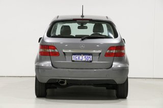 2011 Mercedes-Benz B200 245 MY11 Grey Continuous Variable Hatchback