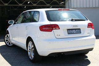2011 Audi A3 8P MY11 TFSI Sportback S Tronic Ambition 7 Speed Sports Automatic Dual Clutch Hatchback.