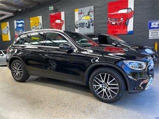 2020 Mercedes-Benz GLC-Class X253 GLC200 Black Sports Automatic Wagon