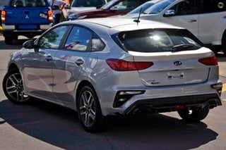 2020 Kia Cerato BD MY21 Sport+ Silver 6 Speed Sports Automatic Hatchback