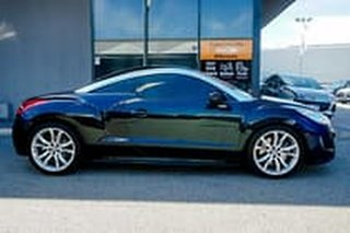2011 Peugeot RCZ Blue 6 Speed Manual Coupe