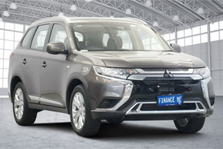 2020 Mitsubishi Outlander ZL MY20 ES AWD Ironbark 6 Speed Constant Variable Wagon.
