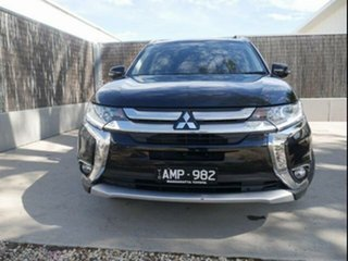 2017 Mitsubishi Outlander ZK MY17 LS (4x2) Continuous Variable Wagon.