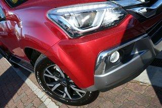 2021 Isuzu MU-X MY19 LS-T Rev-Tronic Magnetic Red 6 Speed Sports Automatic Wagon.