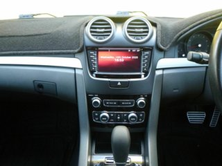 2012 Holden Commodore VE II MY12 SS White 6 Speed Sports Automatic Sedan