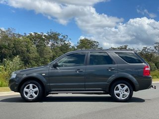 2007 Ford Territory SY TS Graphite 4 Speed Sports Automatic Wagon