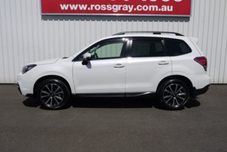2016 Subaru Forester S4 MY17 2.0D-S CVT AWD White 7 Speed Constant Variable Wagon
