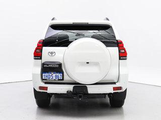 2020 Toyota Landcruiser Prado GDJ150R MY18 GXL (4x4) White 6 Speed Automatic Wagon