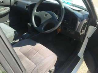 1992 Subaru Liberty GX White 4 Speed Automatic Sedan
