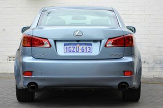 2010 Lexus IS GSE20R MY11 IS250 F Sport Blue 6 Speed Sports Automatic Sedan