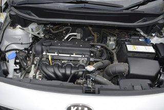 2011 Kia Rio UB MY12 S Silver 6 Speed Manual Hatchback