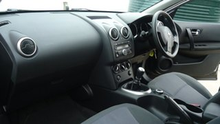 2009 Nissan Dualis J10 MY2009 ST AWD Black 6 Speed Manual Hatchback