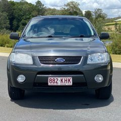 2007 Ford Territory SY TS Graphite 4 Speed Sports Automatic Wagon.