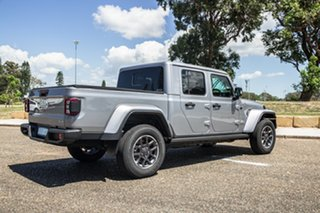 2020 Jeep Gladiator JT MY20 Overland Pick-up Billet Silver 8 Speed Automatic Utility