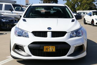 2016 Holden Special Vehicles ClubSport Gen F2 R8 LSA White 6 Speed Auto Active Sequential Sedan