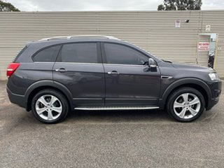 2014 Holden Captiva CG MY15 7 AWD LTZ Grey 6 Speed Sports Automatic Wagon.