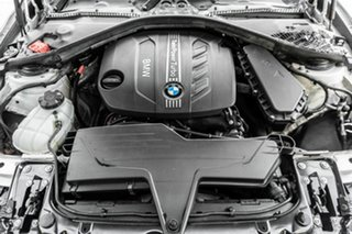 2014 BMW 4 Series F32 420d Sport Line White 8 Speed Sports Automatic Coupe