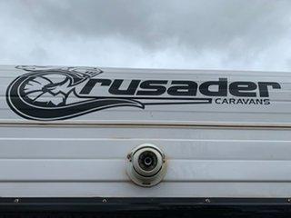 2013 Crusader Dream Haven Caravan
