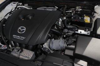 2017 Mazda 3 BN5476 Neo SKYACTIV-MT Snowflake White Pearl 6 Speed Manual Hatchback