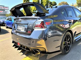 2017 Subaru WRX V1 MY18 STI AWD Premium Charcoal 6 Speed Manual Sedan