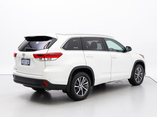 2018 Toyota Kluger GSU55R MY18 GXL (4x4) White 8 Speed Automatic Wagon