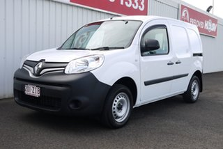 2019 Renault Kangoo F61 Phase II SWB EDC White 6 Speed Sports Automatic Dual Clutch Van
