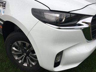 2020 Mazda BT-50 TFS40J XT Ice White 6 Speed Sports Automatic Utility.