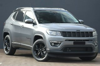 2020 Jeep Compass M6 MY20 Night Eagle FWD Grey Magnesio 6 Speed Automatic Wagon.