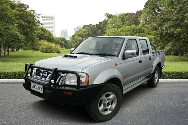 Used Nissan Navara D22 S5 ST-R, 2012 Nissan Navara D22 S5 ST-R Silver 5 Speed Manual Utility
