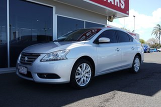 2012 Nissan Pulsar B17 TI Silver 1 Speed Constant Variable Sedan