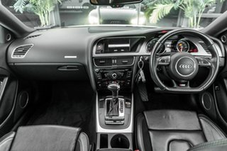 2013 Audi A5 8T MY13 Multitronic White 8 Speed Constant Variable Coupe
