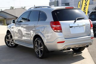 2018 Holden Captiva CG MY18 LTZ AWD Silver 6 Speed Sports Automatic Wagon.