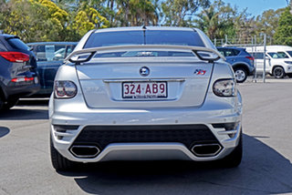 2012 Holden Special Vehicles ClubSport E Series 3 MY12 R8 Silver 6 Speed Sports Automatic Sedan
