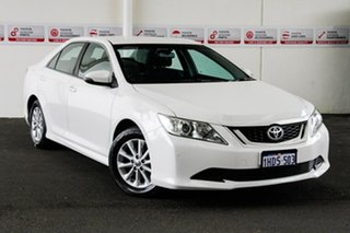 2015 Toyota Aurion GSV50R MY15 AT-X Diamond White 6 Speed Automatic Sedan.