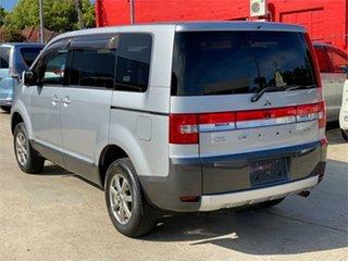 2011 Mitsubishi Delica CV5W D:5 Silver Constant Variable Van Wagon.