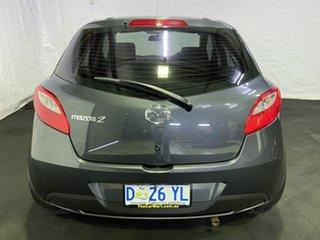 2014 Mazda 2 DE10Y2 MY14 Neo Sport Grey 5 Speed Manual Hatchback