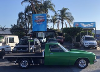 1978 Holden One Tonner HZ Green 3 Speed Automatic Traytop