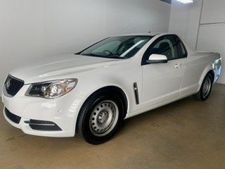 2015 Holden Ute VF II White 6 Speed Automatic Utility