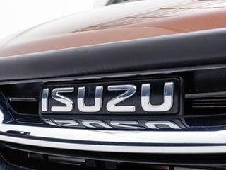 2015 Isuzu MU-X UC MY15 LS-U (4x4) Bronze 5 Speed Automatic Wagon