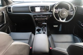 2019 Kia Sportage QL MY20 GT-Line AWD White 8 Speed Sports Automatic Wagon