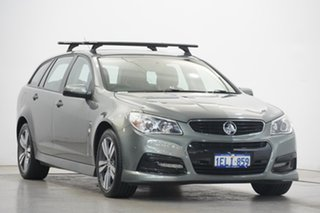 2014 Holden Commodore VF MY15 SV6 Sportwagon Grey 6 Speed Sports Automatic Wagon