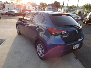 2017 Mazda 2 DJ2HA6 Neo SKYACTIV-MT Blue 6 Speed Manual Hatchback