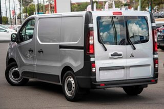 2020 Mitsubishi Express SN MY21 GLX SWB Silver 6 Speed Manual Van