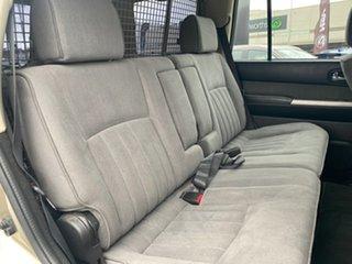 2013 Nissan Patrol Y61 GU 8 ST Gold 4 Speed Automatic Wagon