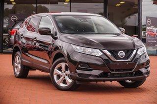2020 Nissan Qashqai J11 Series 3 MY20 ST X-tronic Black 1 Speed Constant Variable Wagon.